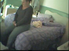 Fat Girl Masturbates on Hidden Cam 2