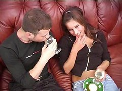 Nataly - Drunk Teen Is Taking Advantage Of