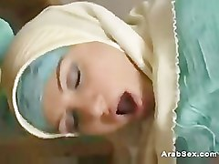 Incredibly Hot Arab Slut Shows Her Awesome Sucking And Fucking Sk