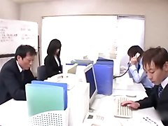 Erotic Office Girl gets fucked