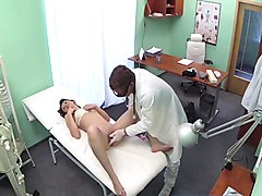 Doctor Love's Office-Remove Sex Toy-by PACKMANS
