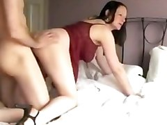 Hot Amateur Sex Ends With Creampie