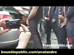 Kidnapping by Car and Public Humiliation Gay