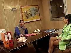 Laura Angel Sexy Secretary