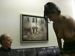 great natural boobs milk dirty old man