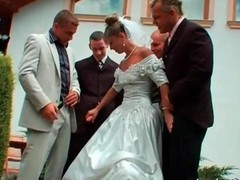 Gangbang Nevesta Wedding