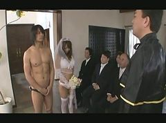 Azijci Gangbang Japonka Nevesta Wedding