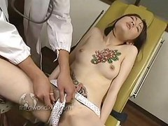 Asian Girl Meets The Horny Doctor