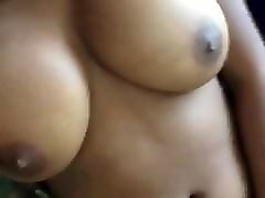 ebony solo masturbation preview