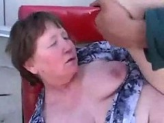 Ugly Fat Granny Anal