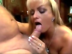 Old man fuck his college girl  wife in restaurant