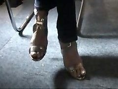 Friend feet and heels 2