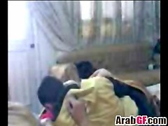 horny arab couple amateur fucking video