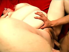 redhead plumper wants nothing more than a hard cock filling her pussy