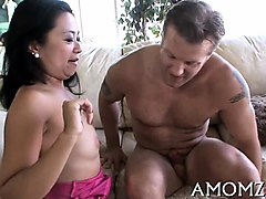 pussy licking and crazy riding is what this mommy needs