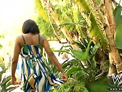 Cute Ebony Milf Melody Jackson , Mr Marcus