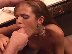 Mexican Slut Can't Wait To Suck A Dick