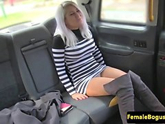 tattooed cabbie les pussylicking dyke babe