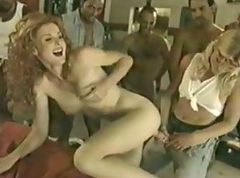 Missy and Tyra Olsen in 'The gangbang girl 20'