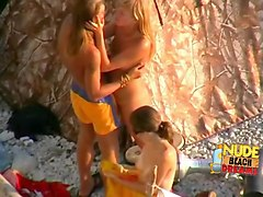 Best Amateur video with Beach, Voyeur scenes