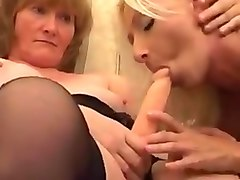Milf gives college girl a lesbian experience she wont forget
