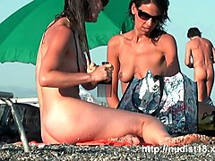 nudist beach voyeur preys on hot  women