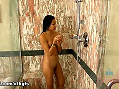 Zaya Cassidy in You can't wait to spend time with your new honey Hawaii - ATKGirlfriends