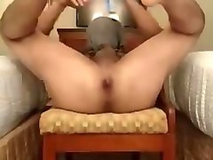 Anal plug insertion