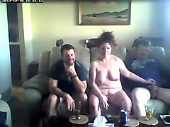 Horny Homemade clip with Hidden Cams, Threesome scenes