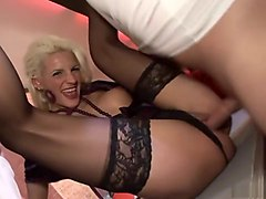 Exotic pornstars Alma Deluxe, Federica Hill and Sarah Star in incredible hairy, black and ebony porn scene