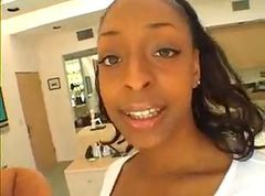Perfect Ebony Girl POV