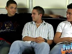Trevin Michael And Ty Jerk Race